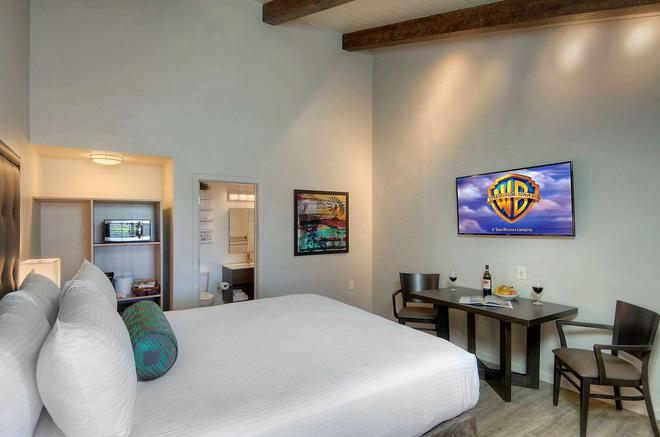 The Inn at Pasatiempo - Santa Cruz - Bedroom