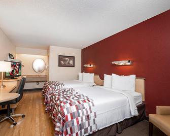 Red Roof Inn Detroit - St Clair Shores - Roseville - Slaapkamer