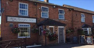 Angel Inn - Doncaster - Edificio