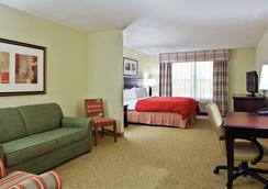 Country Inn & Suites by Radisson, Marion, IL - Marion - Bedroom