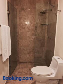 聖澤維爾酒店 - 克雷塔羅 - 克雷塔羅 - 浴室