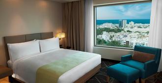 Holiday Inn Chennai Omr It Expressway, An Ihg Hotel - Chennai - Makuuhuone