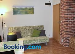 Comfortable apartments under the St. Barbara´s Cathedral - Kutná Hora - Living room