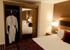 Leopold Hotel - Sheffield - Schlafzimmer