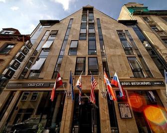 Old City Boutique Hotel - Рига - Здание
