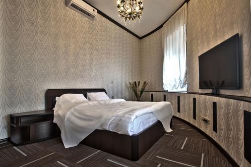特維爾D酒店 - 莫斯科 - 臥室