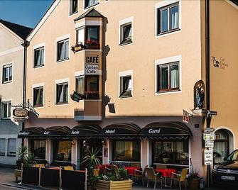 Hotel Garni Fuchs - Айхштет - Building