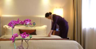 Guangdong Hotel - Guangzhou - Bedroom