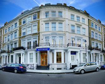 Westbury Hotel - London - Building