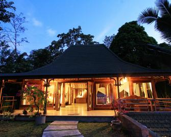 Abian Ayu Villa - Sidemen - Gebäude