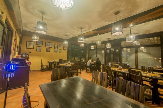 Hotel Luna De Plata - Majahual - Restaurant