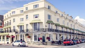 Afton Hotel - Eastbourne - Edificio