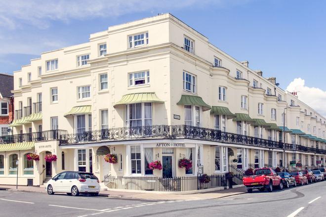 Afton Hotel - Eastbourne - Building