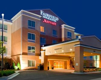 Fairfield Inn & Suites by Marriott Rockford - Rockford - Edificio