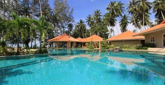 The Siam Residence Boutique Resort - קו סאמוי - בריכה