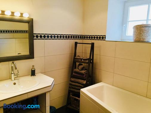 B&b Craintaler Mühle - Creglingen - Bathroom