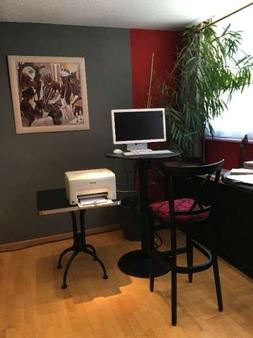 First Euroflat Hotel - Brussels - Business centre