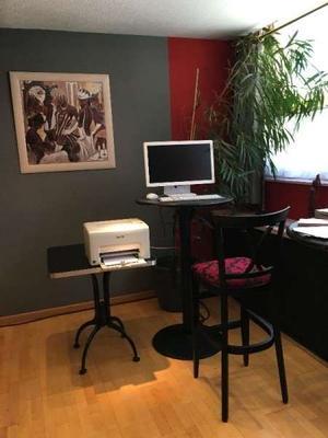 First Euroflat Hotel - Brussel - Business center