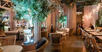 First Hotel Central - Norrköping - Restaurante