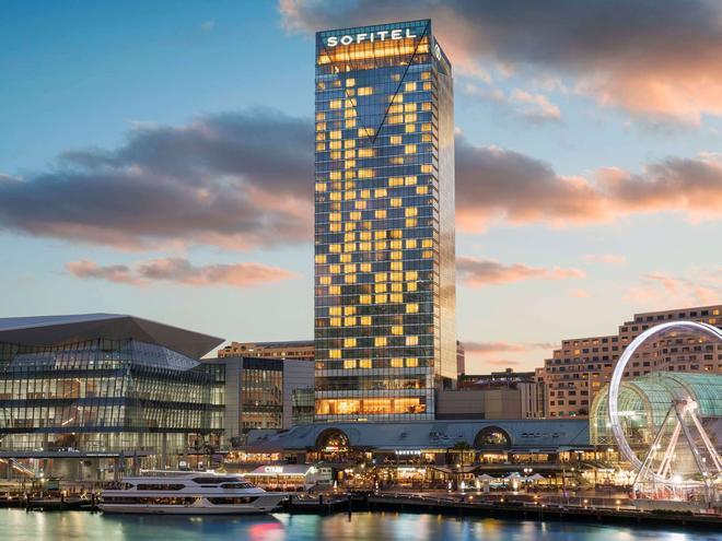 悉尼達令港索菲特酒店 - 雪梨 - 建築