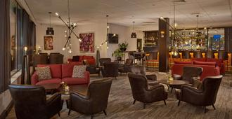 Park Plaza Eindhoven - Eindhoven - Area lounge