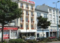 Abalys Hotel - Brest - Building