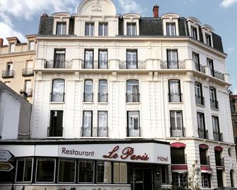 Hotel de Paris - Châtel-Guyon - Будівля