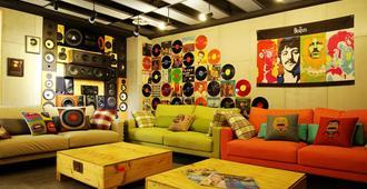 Nys Loft Hotel - Taipei - Living room
