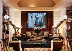 Hotel Lord Byron - Rome - Lounge