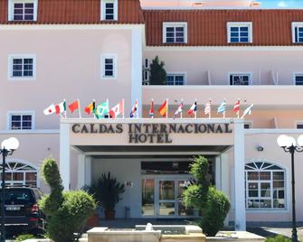 Caldas Internacional Hotel - Caldas da Rainha - Gebäude