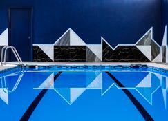 جراند ميركيور ويلينجتون - ويلينغتون - حوض السباحة