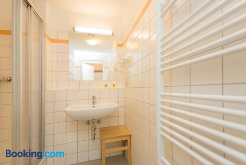 Hotel Jufa Gitschtal - Weissbriach - Bathroom