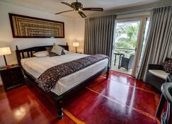 The Seaview Lodge - נוקו'אלופה - חדר שינה