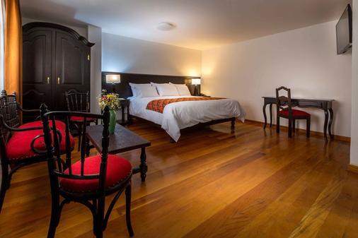 伊拉酒店 - 庫斯科 - 庫斯科 - 臥室