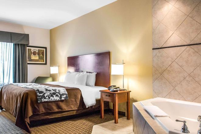 Sleep Inn & Suites - Pooler - Bedroom