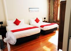 Aura Hotel - Wellington - Quarto