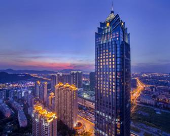 Shangri-La Hotel, Suzhou - Сучжоу - Здание