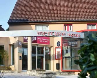 Hôtel Mercure Luxeuil-les-Bains Hexagone - Люксей-ле-Бен - Building