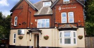 The Blue Keys Hotel - Southampton - Rakennus