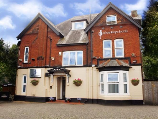 The Blue Keys Hotel - Southampton - Toà nhà