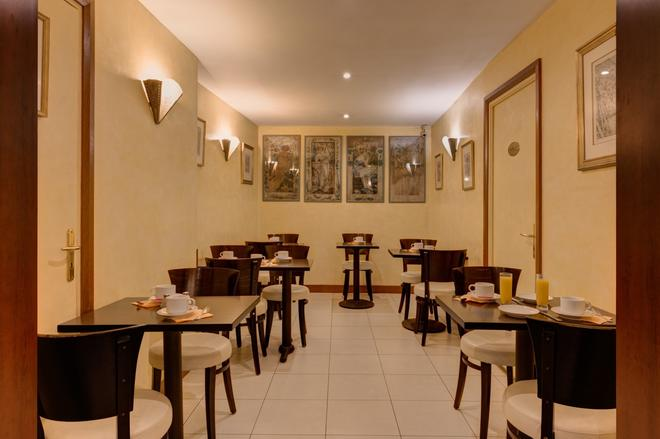 Hotel de l'Europe Belleville - Paris - Restaurant