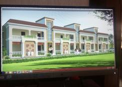 International Tourism Resort - Balasore - Building