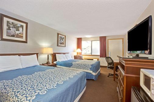Days Inn by Wyndham Seattle South Tukwila - Tukwila - Bedroom
