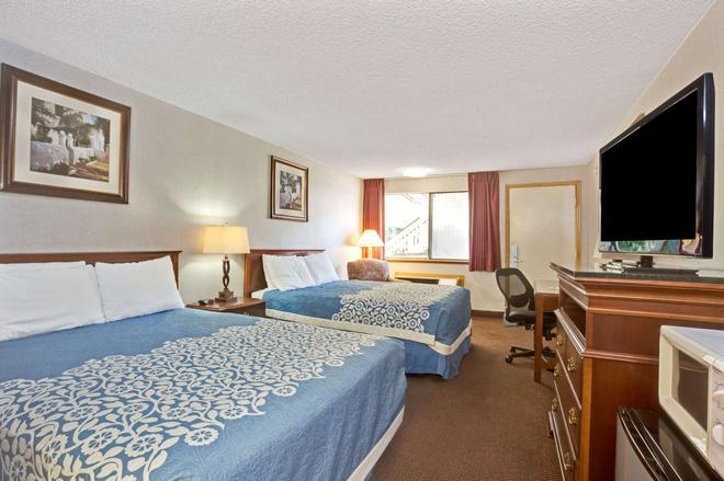 Days Inn by Wyndham Seattle South Tukwila - Tukwila - Camera da letto
