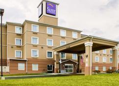 Sleep Inn & Suites - Harrisburg - Rakennus