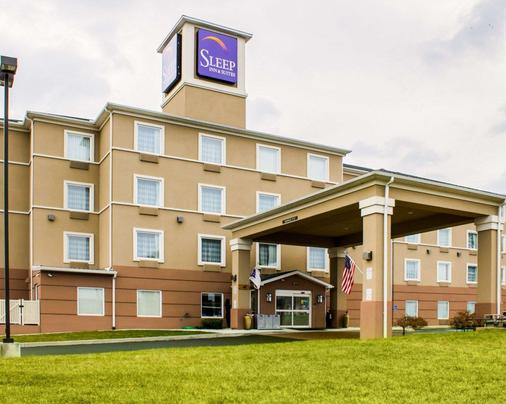 Sleep Inn & Suites - Harrisburg - Building