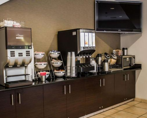 Sleep Inn & Suites - Harrisburg - Buffet