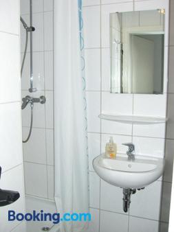 Gastehaus Hanseat - Bremerhaven - Bathroom