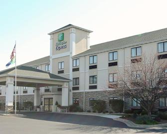 Holiday Inn Express Marshall - Marshall - Building