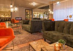 New West Inn Amsterdam - Ámsterdam - Lounge
